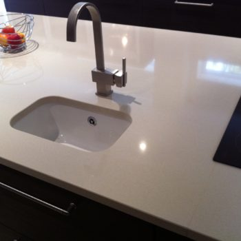 Quartz worktop Essex