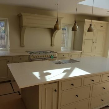 Quartz worktop Colchester